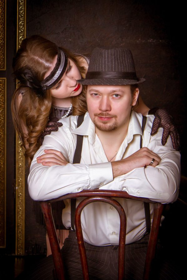 Дмитрий и Светлана (Гангстер style)