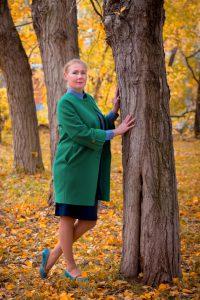 Осенняя фотосессия. фотосессия в Перми
